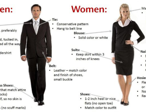 How to Dress properly for an Interview ?